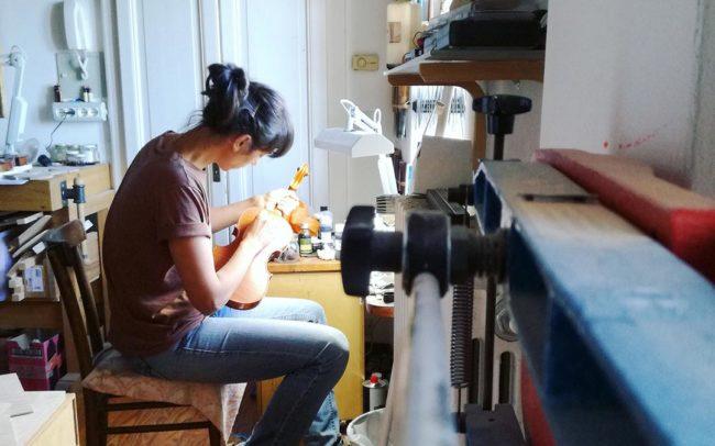 adele sbernini luthier